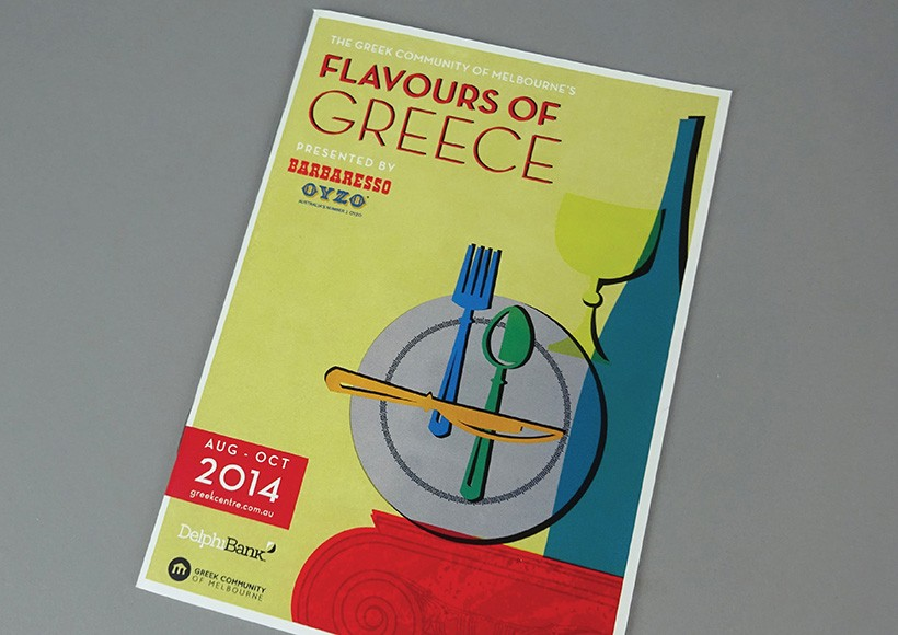 FLAVOURS OF GREECE 2014 · 02