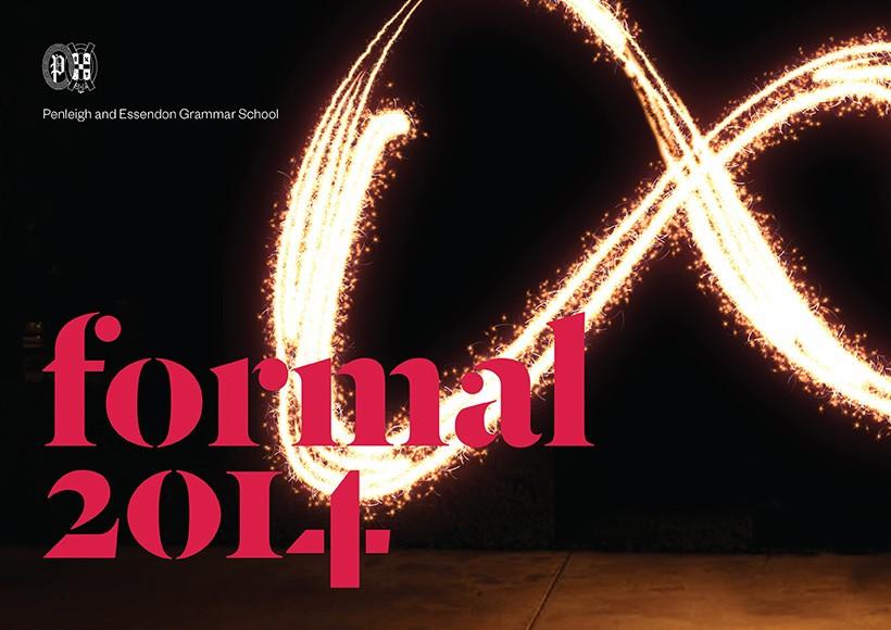 PEGS FORMAL 2014 · 01