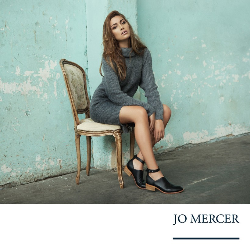 JO MERCER AUTUMN/WINTER 2015 CAMPAIGN · 07