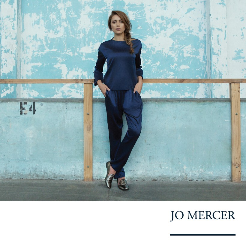 JO MERCER AUTUMN/WINTER 2015 CAMPAIGN · 09