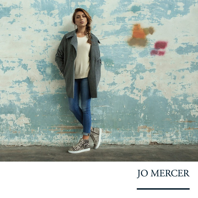 JO MERCER AUTUMN/WINTER 2015 CAMPAIGN · 11
