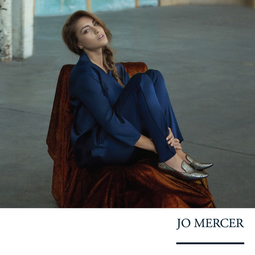 JO MERCER AUTUMN/WINTER 2015 CAMPAIGN · 13