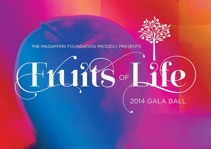FRUITS OF LIFE 2014 GALA BALL