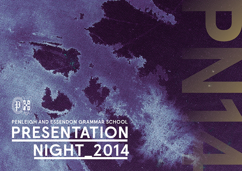 PEGS PRESENTATION NIGHT 2014