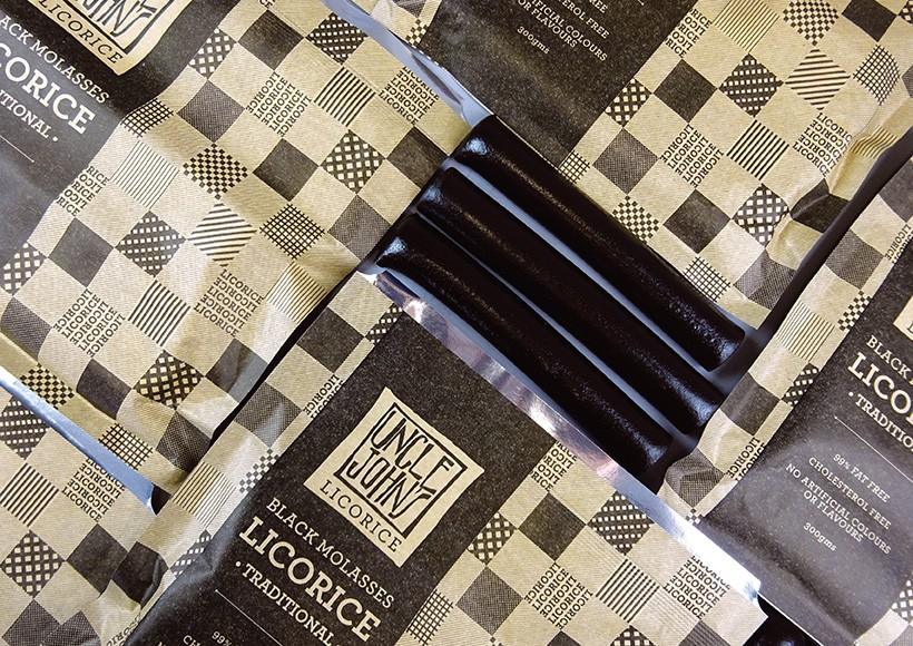 UNCLE JOHN'S LICORICE PACKAGING · 04