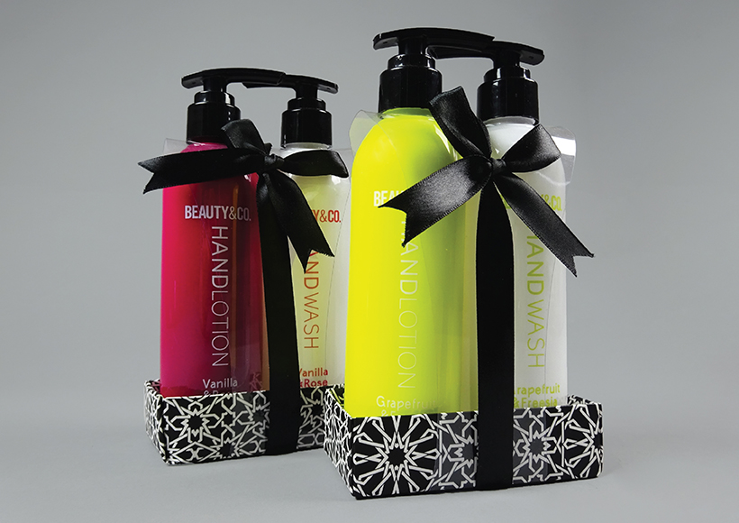 BEAUTY & CO. PACKAGING