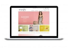GINGERLILLY SS13 WEBSITE · 01