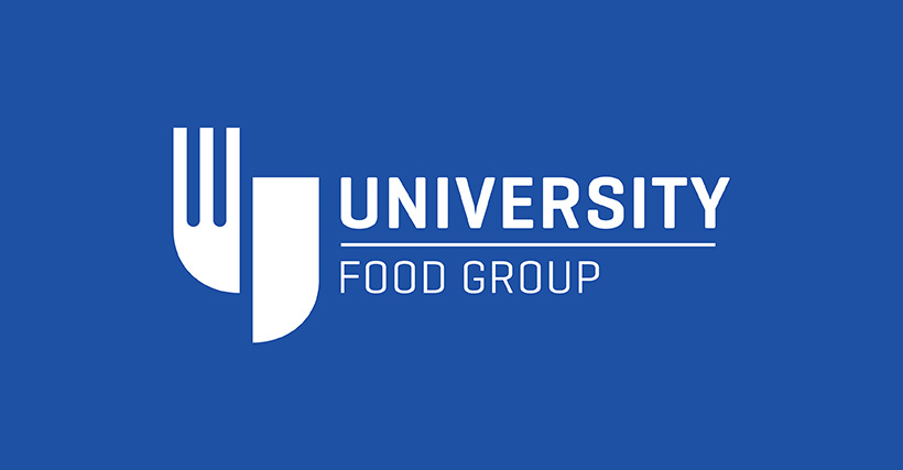 UNIVERSITY FOOD GROUP IDENTITY