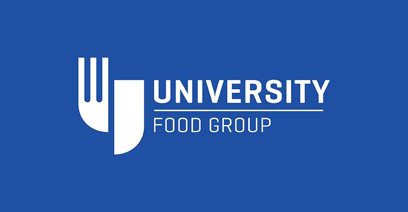 UNIVERSITY FOOD GROUP IDENTITY