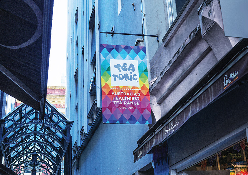 TEA TONIC FLAGSHIP STORE