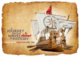 A JOURNEY ON THE WAVES OF HISTORY EXHIBITION · 01