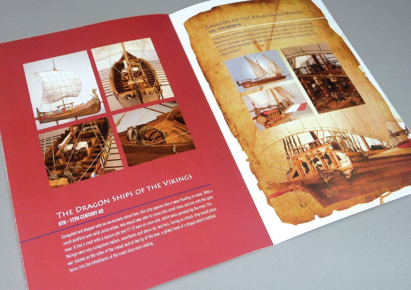 A JOURNEY ON THE WAVES OF HISTORY EXHIBITION · 04