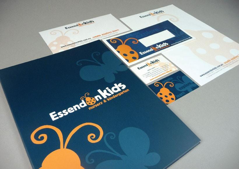 ESSENDON KIDS BRANDING · 01