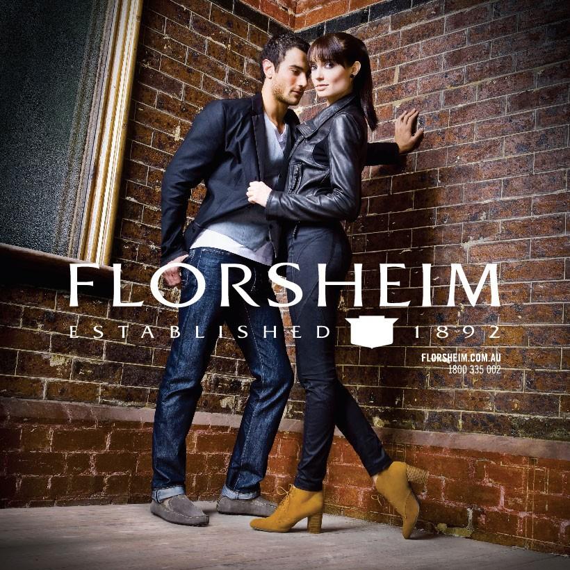 FLORSHEIM AUTUMN/WINTER 2011 CAMPAIGN · 01