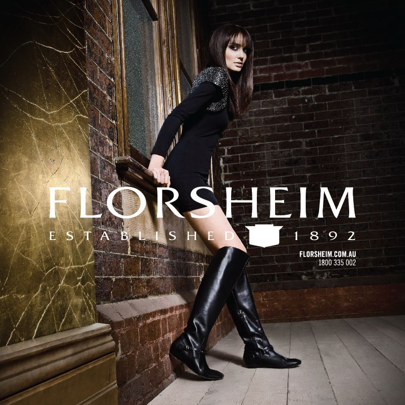 FLORSHEIM AUTUMN/WINTER 2011 CAMPAIGN · 02