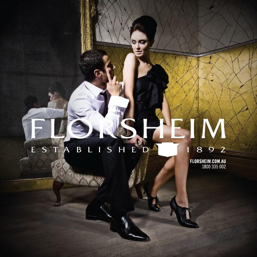 FLORSHEIM AUTUMN/WINTER 2011 CAMPAIGN · 04