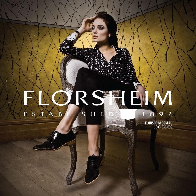 FLORSHEIM AUTUMN/WINTER 2011 CAMPAIGN · 05