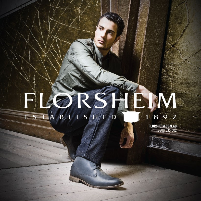 FLORSHEIM AUTUMN/WINTER 2011 CAMPAIGN · 06