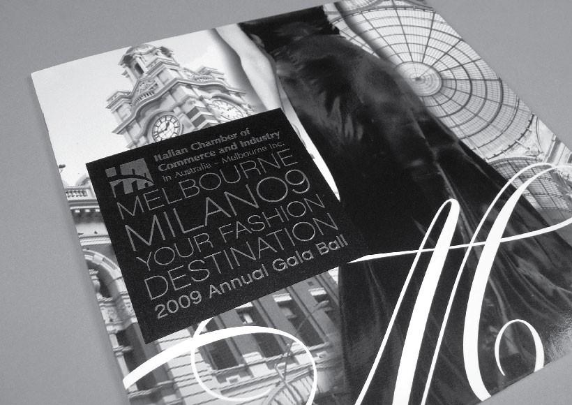 ITALIAN CHAMBER OF COMMERCE & INDUSTRY GALA BALL 2009 · 02
