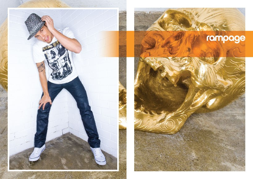 RAMPAGE SPRING/SUMMER 2010 CAMPAIGN · 02