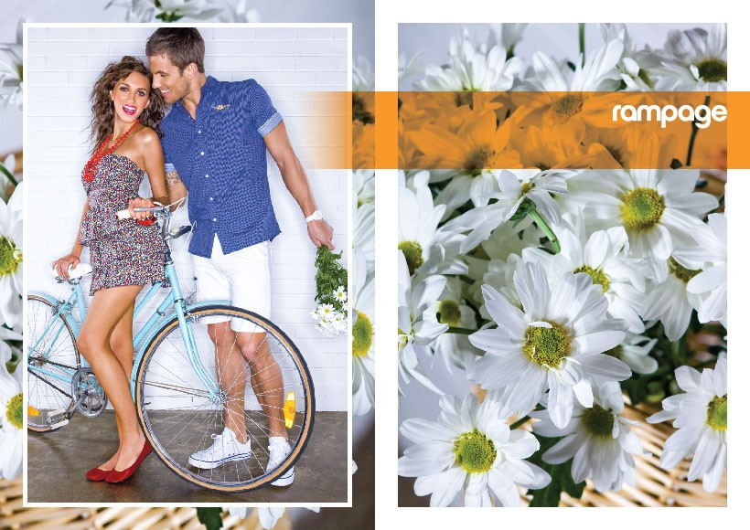RAMPAGE SPRING/SUMMER 2010 CAMPAIGN · 05