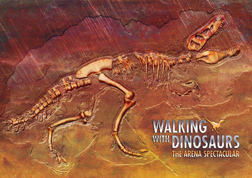 WALKING WITH DINOSAURS · 01