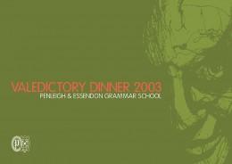 PEGS VALEDICTORY DINNER 2003 · 01