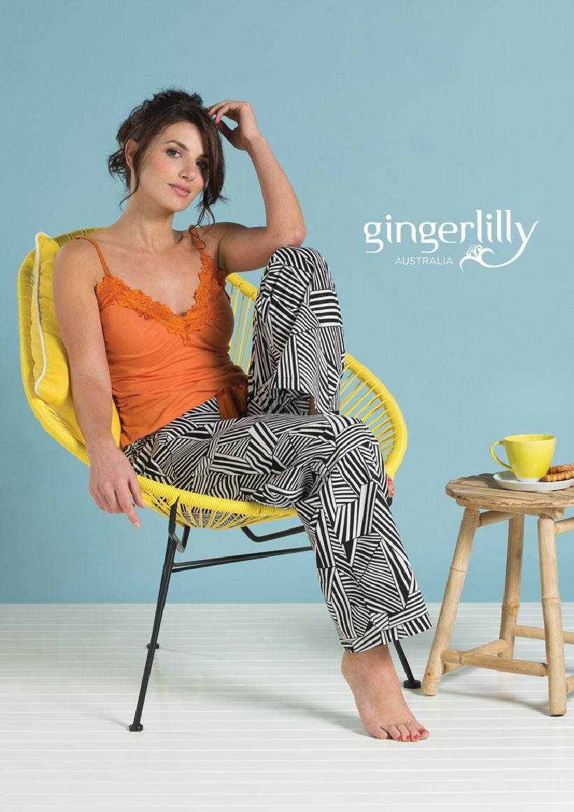 GINGERLILLY SPRING/SUMMER 2013 CAMPAIGN · 01