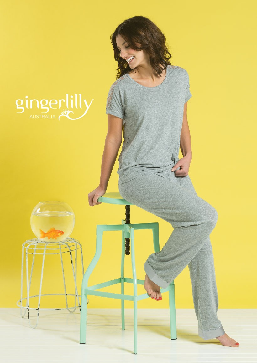 GINGERLILLY SPRING/SUMMER 2013 CAMPAIGN · 03