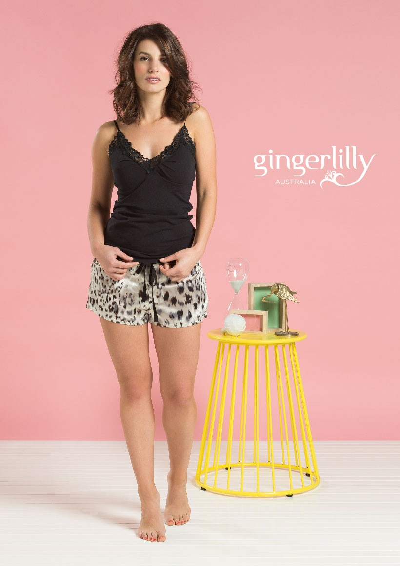 GINGERLILLY SPRING/SUMMER 2013 CAMPAIGN · 04