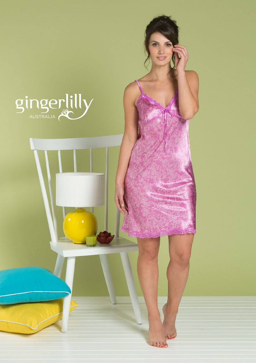GINGERLILLY SPRING/SUMMER 2013 CAMPAIGN · 05