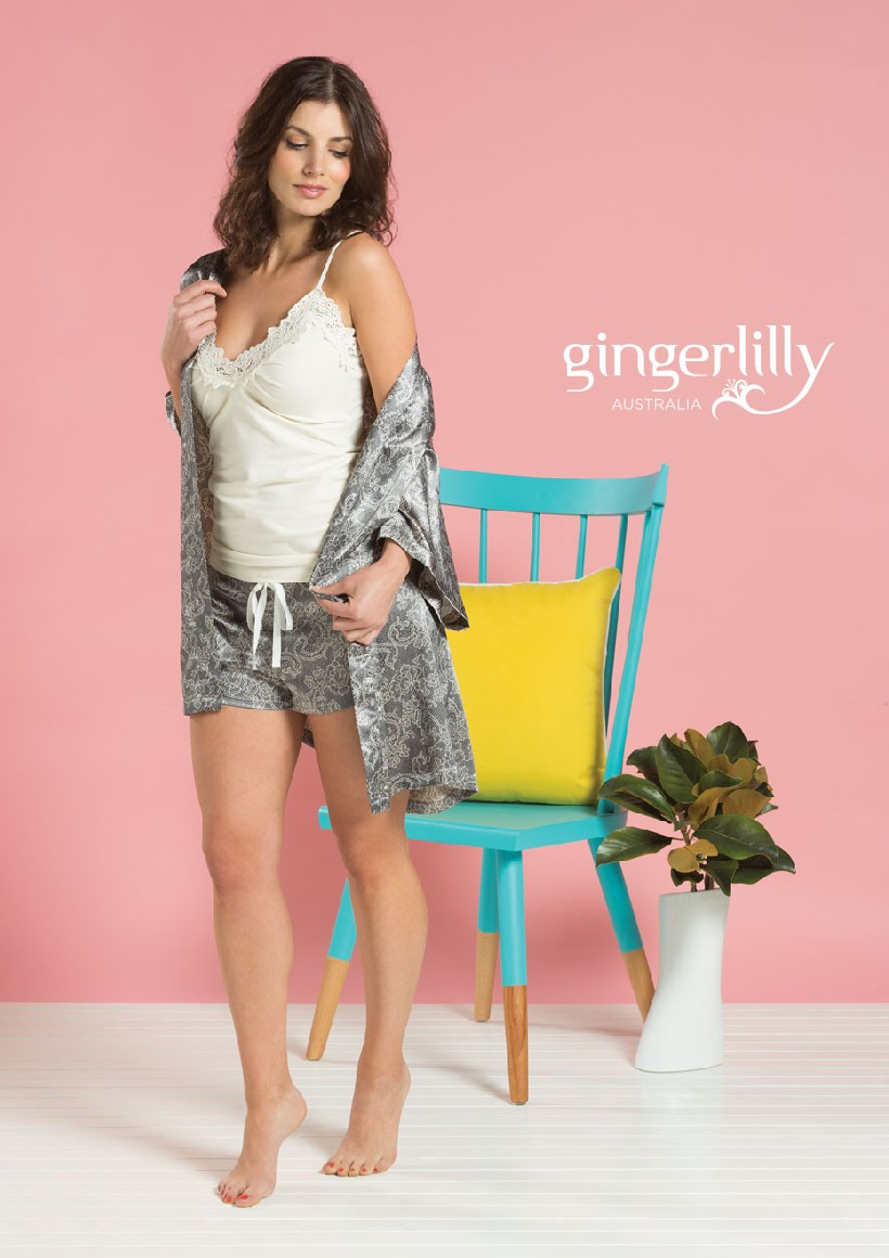 GINGERLILLY SPRING/SUMMER 2013 CAMPAIGN · 12