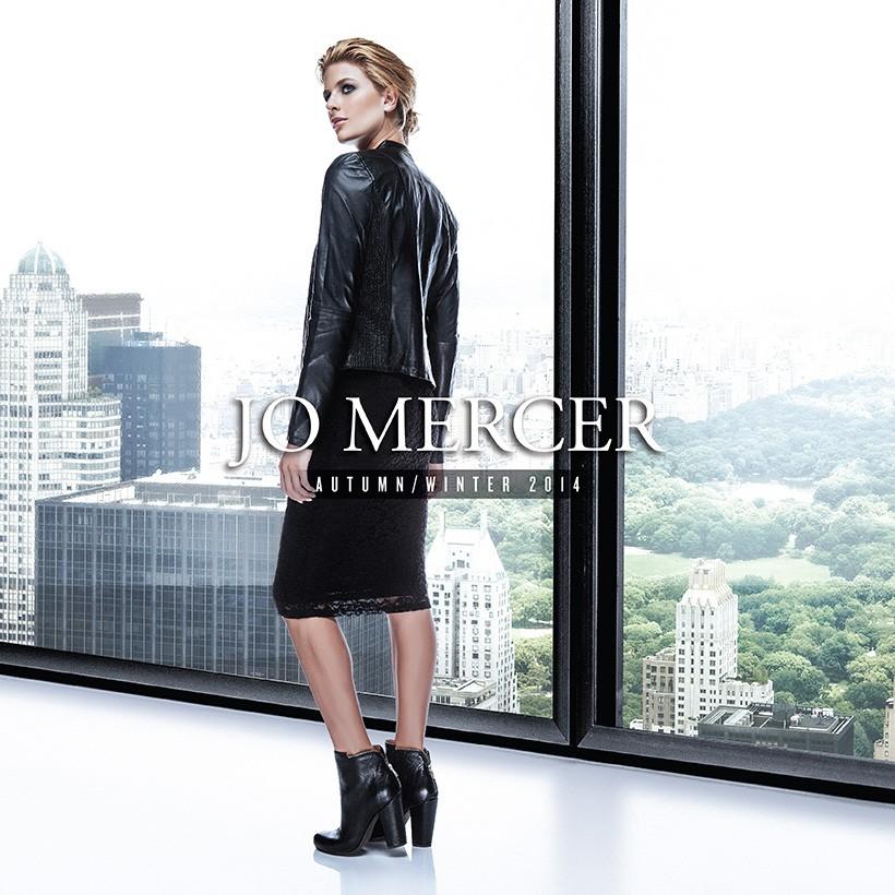 JO MERCER AUTUMN/WINTER 2014 CAMPAIGN · 03