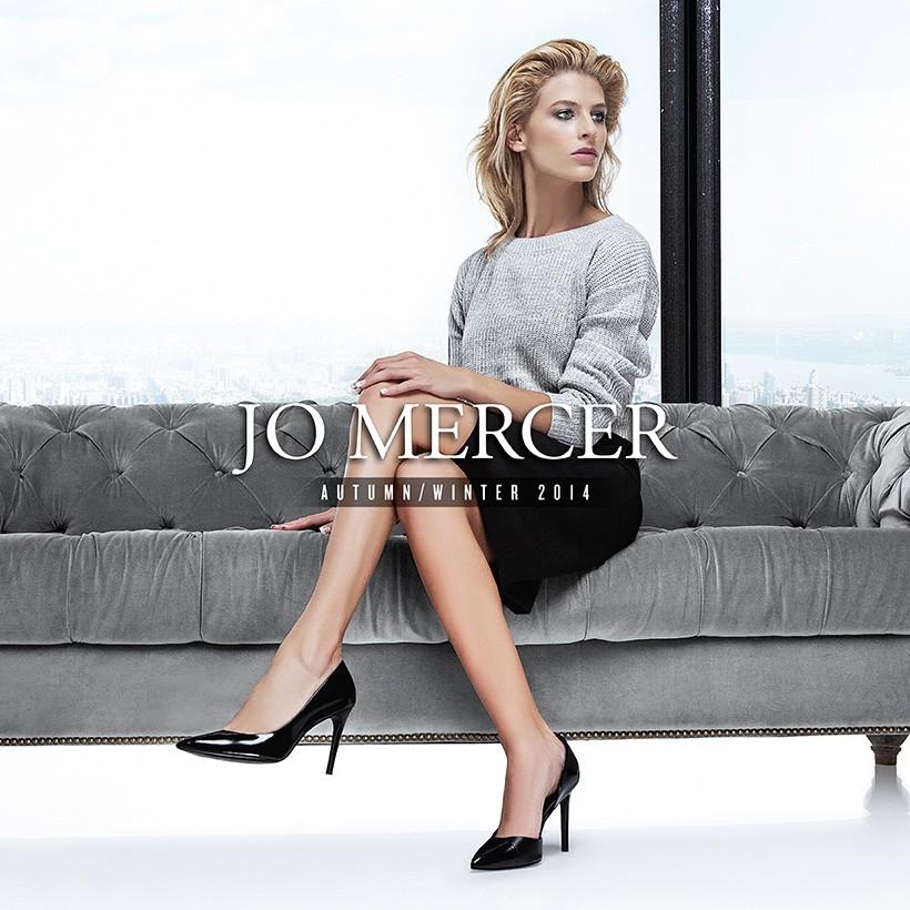 JO MERCER AUTUMN/WINTER 2014 CAMPAIGN · 06