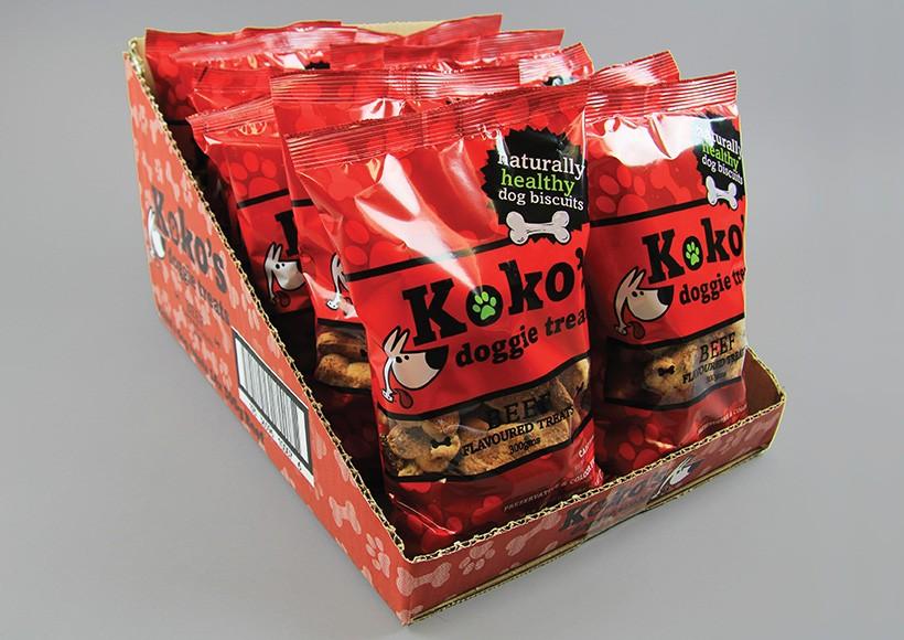 KOKO'S DOGGIE TREATS PACKAGING · 02