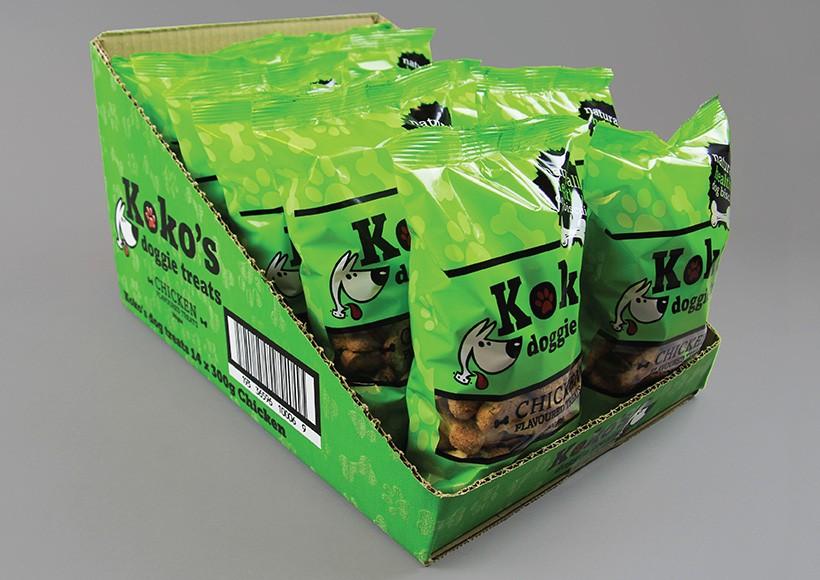 KOKO'S DOGGIE TREATS PACKAGING · 03