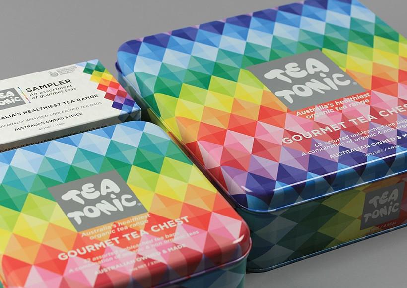 TEA TONIC SAMPLER PACKS · 02