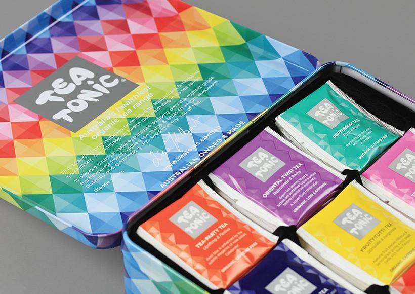 TEA TONIC SAMPLER PACKS · 04