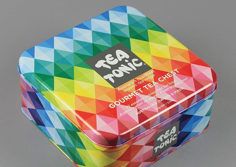 TEA TONIC SAMPLER PACKS · 06