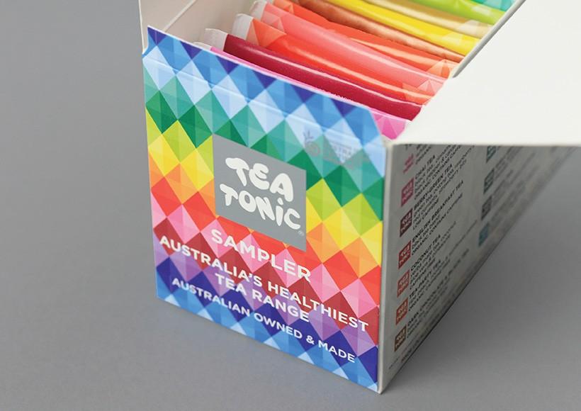 TEA TONIC SAMPLER PACKS · 11