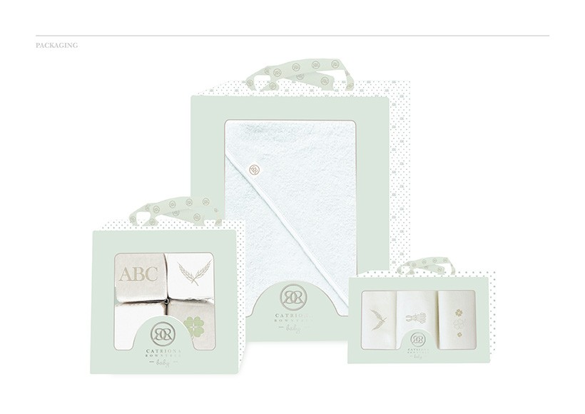 CATRIONA ROWNTREE BABY PACKAGING STYLE GUIDE · 05