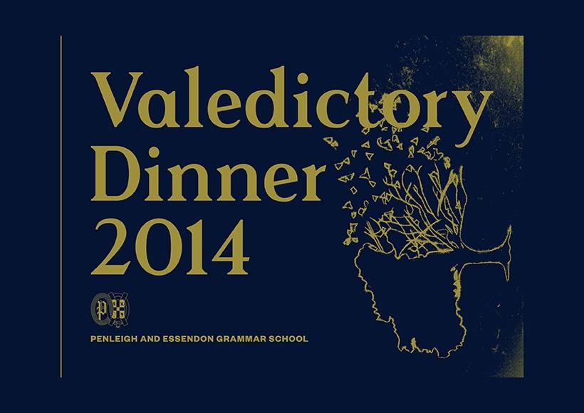 PEGS VALEDICTORY DINNER 2014 · 01