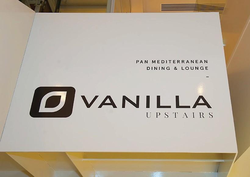 VANILLA UPSTAIRS BRANDING · 11